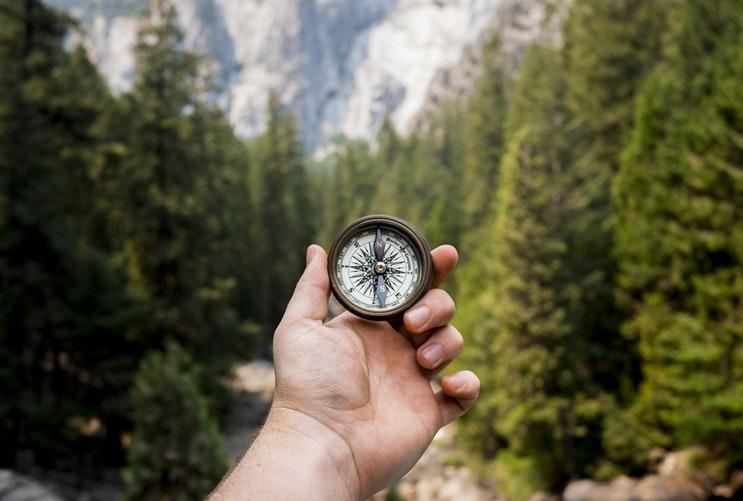 Kompas naar privé werk balans